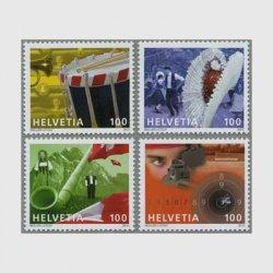 スイス 2010年風習4種