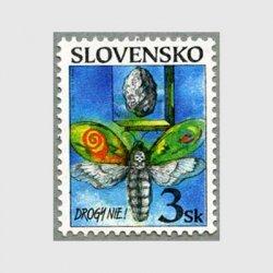 スロバキア 1998年麻薬撲滅