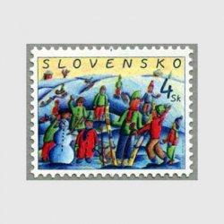 スロバキア 1999年クリスマス