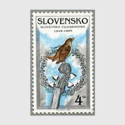 スロバキア 1999年スロバキア交響楽団50年