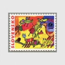 スロバキア 2000年ユニセフ