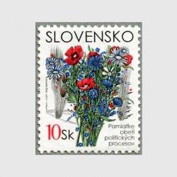 スロバキア 2001年国家犠牲者の記憶