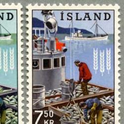 アイスランド 1963年FAOキャンペーン2種