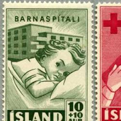アイスランド 1949年チャリティー5種