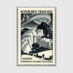 フランス 1949年北極探検