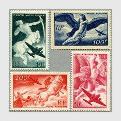 フランス 1946-47年神話4種