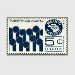 メキシコ 1977年スチールパイプ
