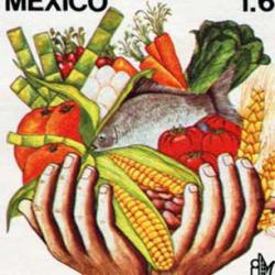 メキシコ 1982年S.A.M