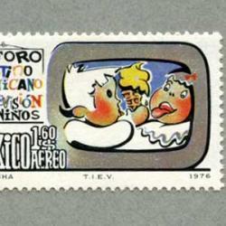 メキシコ 1976年子供向けテレビ番組