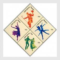 アメリカ 1978年アメリカのダンス4種