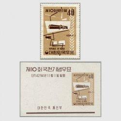 韓国 1961年第10回国展