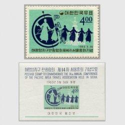 韓国 1965年PATA