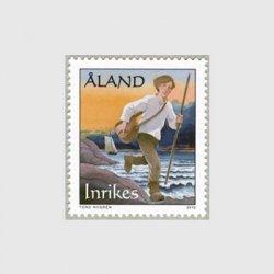 オーランド諸島 2010年郵便配達