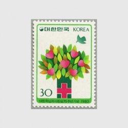 韓国 1980年赤十字75年