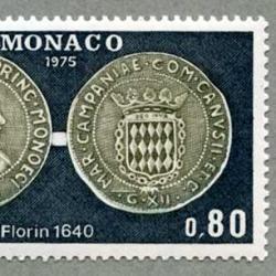モナコ 1975年1640年のコイン