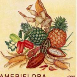 モナコ 1992年国際花博2種