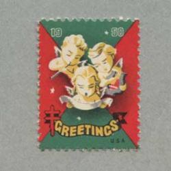 アメリカ 1950年クリスマスシール