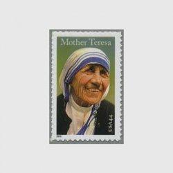 アメリカ 2010年マザー・テレサ