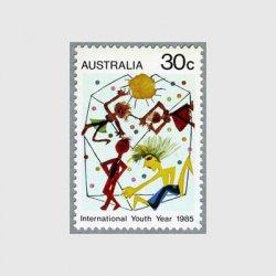 オーストラリア 1985年国際青年年