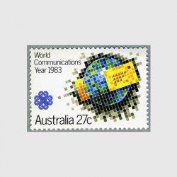 オーストラリア 1983年世界コミュニケーション年