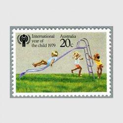 オーストラリア 1979年国際児童年