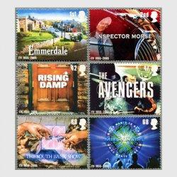 イギリス 2005年テレビ人気番組6種