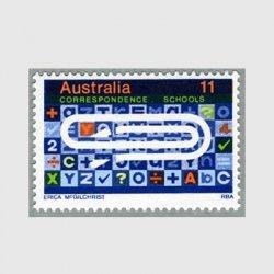 オーストラリア 1974年通信教育
