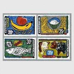 オーストラリア 1972年ご飯など4種
