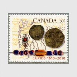 カナダ 2010年フーパーズ・コーヴ到達400年
