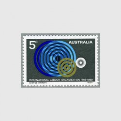 オーストラリア 1969年ILO50年