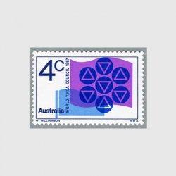 オーストラリア 1967年YWCA