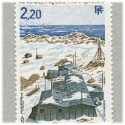 仏領南方南極地方 1985年Port Martin