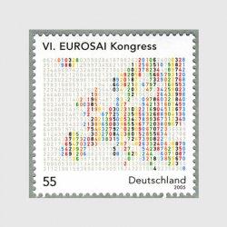 ドイツ 2005年第6回EUROSAI会議