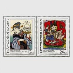 チェコ共和国 2007年オリエンタルアート