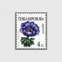 チェコ共和国 2010年アネモネ