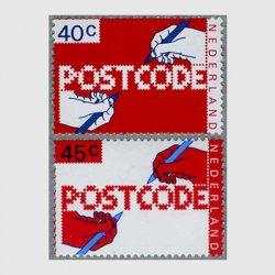 オランダ 1978年Postcode2種