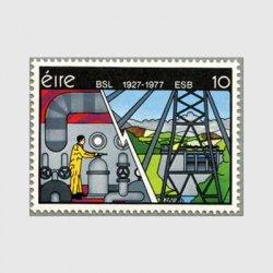 アイルランド 1977年電気の供給