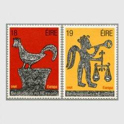 アイルランド 1981年ヨーロッパ2種