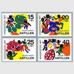 オランダ領アンチル諸島 1977年児童福祉4種