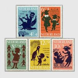 オランダ 1963年童謡5種