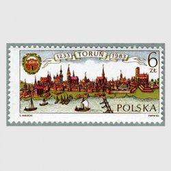 ポーランド 1983年TORUN自治750年