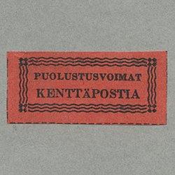 フィンランド 1941年ミリタリースタンプ