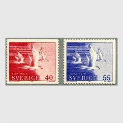 スウェーデン 1971年カモメ