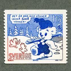 スウェーデン 1980年コミックキャラクターBamse