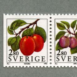 スウェーデン 1994年プラム2種