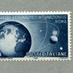 イタリア 1956年宇宙航空会議