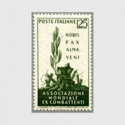 イタリア 1959年退役軍人会議