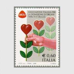 イタリア 2005年臓器移植組合