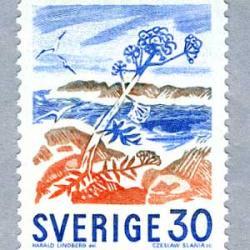 スウェーデン 1967年ヨロイグサ