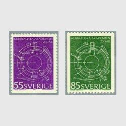 スウェーデン 1971年音楽アカデミー200年